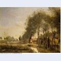 The sin le noble road near douai 1873 1