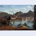 The town and lake como 1834