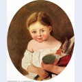 The youngest daughter of m edouard delalain