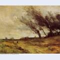 Windswept landscape 1865
