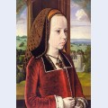 Portrait of margaret of austria portrait of a young princess 2