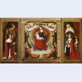 The bourbon altarpiece the moulins triptych