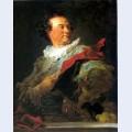 Portrait of francois henri d harcourt