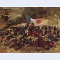 The siege of paris in