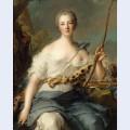 Jeanne antoinette poisson marquise de pompadour as diana