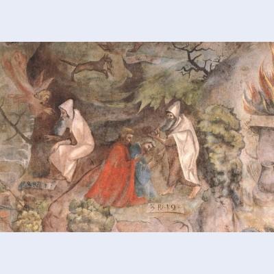 Scenes from the life of prophet elijah