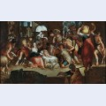 Adoration by the shepherds 2