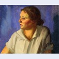 Gladys carter woman in white