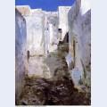A street in algiers 1880