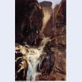 A waterfall 1910