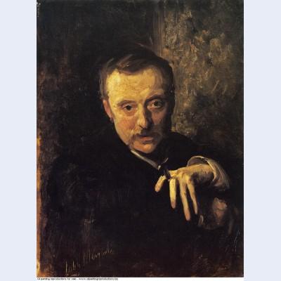 Antonio mancini 1902