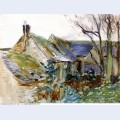 Cottage at fairford gloucestershire 1892