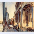 Grand canal venice 1907