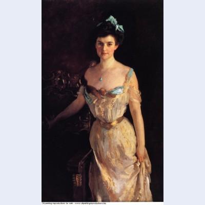 Mrs charles pelham curtis 1903
