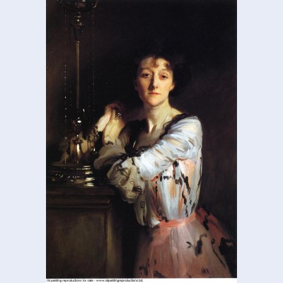 Mrs charles russell 1900