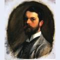 Self portrait 1886