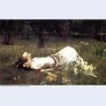 Ophelia 1889