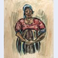 Arab woman kairouan