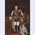 Portrait of carlos i of portugal