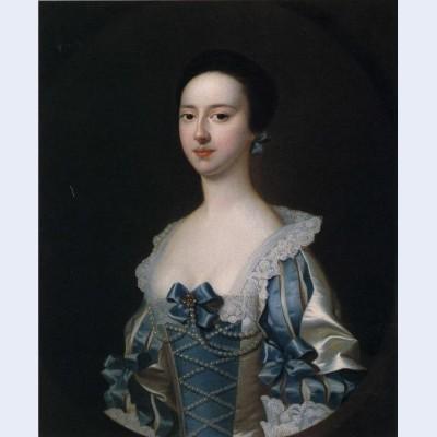 Anne bateman later mrs john gisbourne