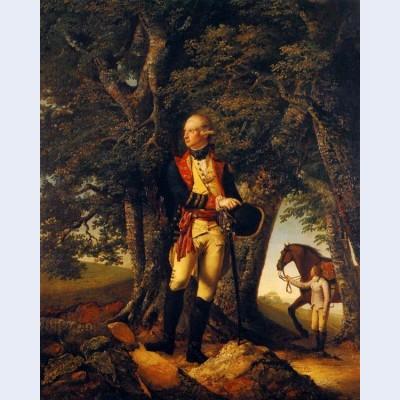 Captain robert shore milnes