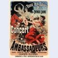Concert des ambassadeurs champs lys es