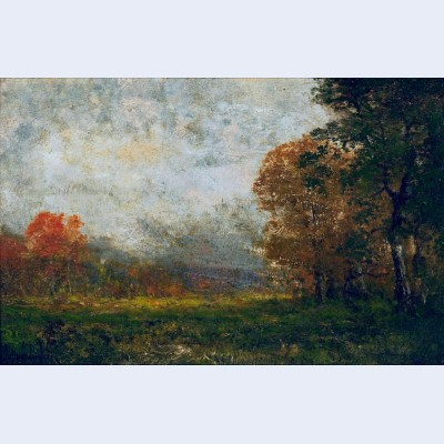 Autumn landscape 2