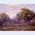 Brush country landscape