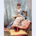 Portrait of laure hayman