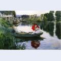 Quiet day on the seine