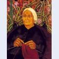 Portrait of dona rosita morillo