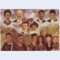 Portrait of frida s family