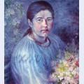 Portrait of nadia bilokur
