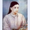 Portrait of olya bilokur
