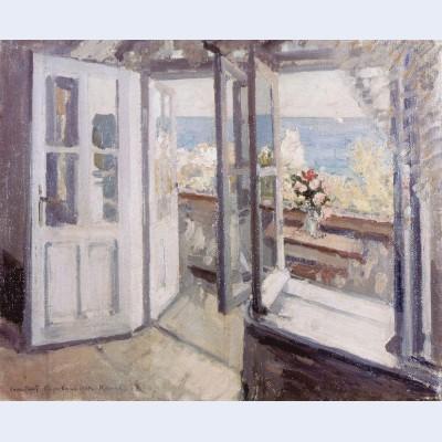 Balcony in the crimea