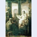 Christ among the teachers