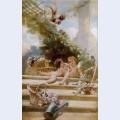 Cupid gardeners