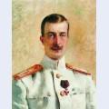 Portrait of cyril vladimirovich grand duke of russia