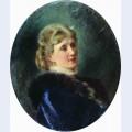 Portrait of hudenkova