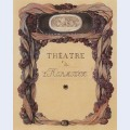 Cover of theater program theatre de l hermitage