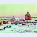 Zagorsk market square 2