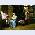 A birth chamber seventeenth century 1868
