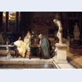 A roman art lover 1868