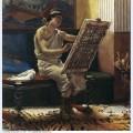 A roman artist 1874