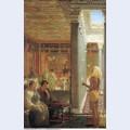 Egyptian juggler 1870