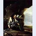 Mary magdalene in meditation