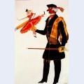 Costume for the englishman from la boutique fantastique