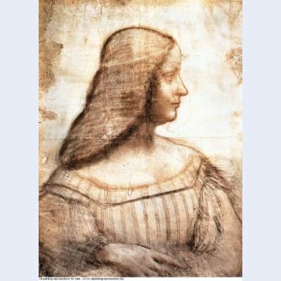 Isabella d este 1500