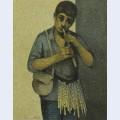 The flute seller