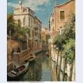 A canal in venice wm